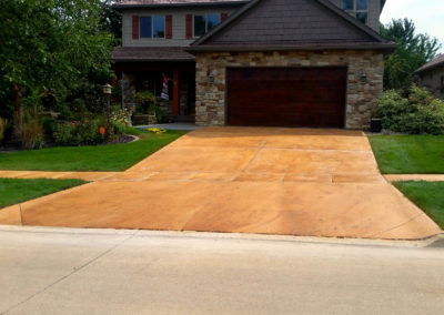 Driveway Overlay, Driveway Seal, Driveway Stain, Driveway Cracks, Driveway Repair, Driveway After 2