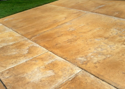 Driveway Overlay, Driveway Seal, Driveway Stain, Driveway Cracks, Driveway Repair, Driveway close Up